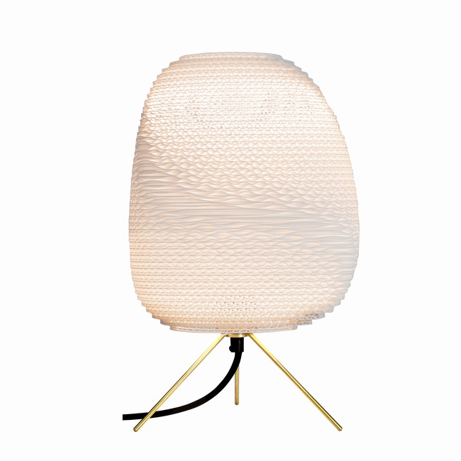 Ebey Scraplight Table Lamp  by Graypants