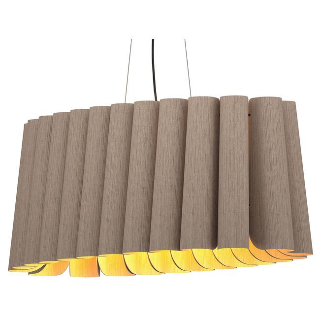 Renata Oval Pendant  by WEP Light