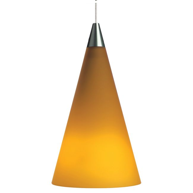 Freejack Cone Pendant by Tech Lighting | 700FJCONAC