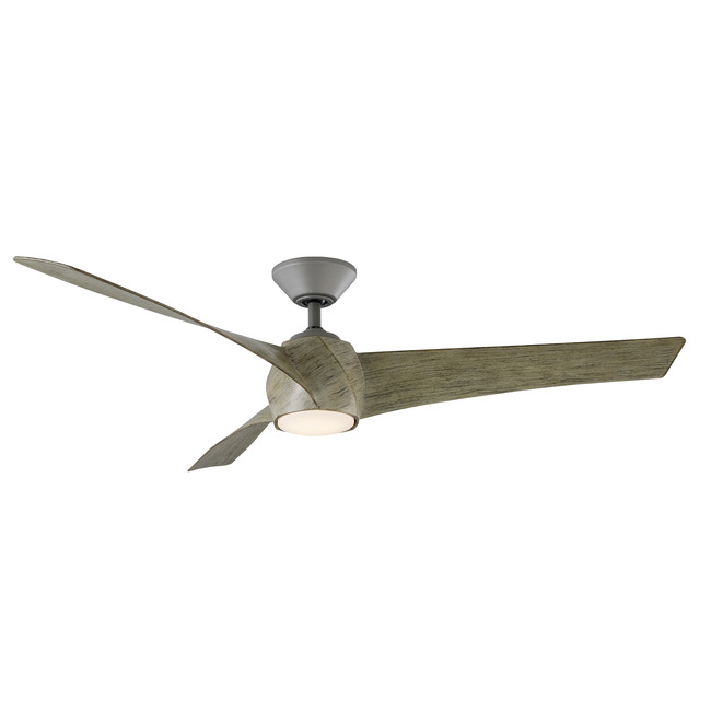 Twirl Ceiling Fan with Light  by Modern Forms