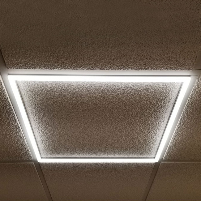 2 X 2 Edge Lit LED Panel  by National Specialty Lighting