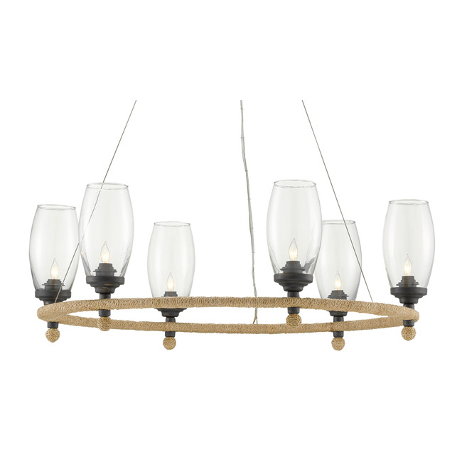 Hightider Chandelier  by Currey and Company