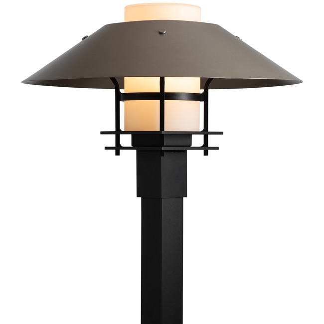 Henry Outdoor Post Light  by Hubbardton Forge