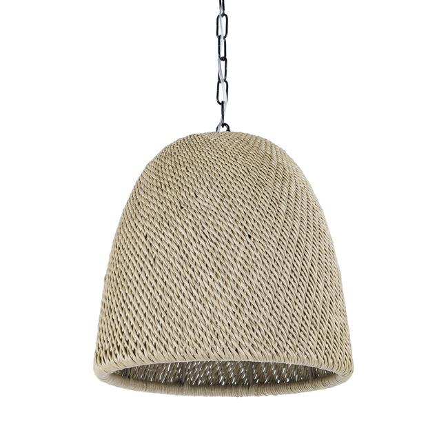 Augustine Outdoor Cone Pendant  by Palecek