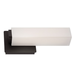Vogue 3111/3115 Wall Sconce - Brushed Nickel / Opal