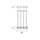 Nucleus Linear Suspension -  /