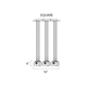Starburst 9 Light Suspension -  /