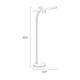 Eco-Task E41044 Floor Lamp -  /