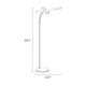 Eco-Task E41044 Floor Lamp -  /