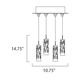 Scope 4-light LED Pendant -  /