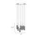 Shanell 7-light LED Pendant -  /