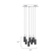 Bianca 7-light LED Pendant -  /