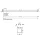 Cirrus Channel D1 Direct Lens 2.5W 95CRI -  /