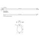 Cirrus Channel T1 Tubular Lens 5W -  /
