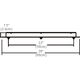 Fast Jack Linear 3 Port Canopy -  /