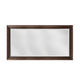 Gastonia Mirror - Walnut / Ebony /