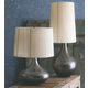 Harlow Table Lamp - Smoky / Cream
