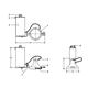 Lytespan Miniforms Shallow Ring MR16 Track Head -  /
