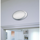 Airy Oval Indoor / Outdoor Wall / Ceiling Mount - Copper /