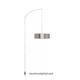 Argo Pendant - Stainless Steel /