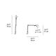 Tolomeo Micro Hardwire Wall Light -  /