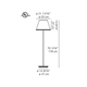 Choose Mega Floor Lamp -  /