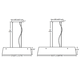 Silhouette Linear Suspension -  /