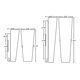 Tino Outdoor Wall Sconce  -  /