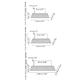 Mei Linear Pendant -  /