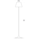 Chanel Floor Lamp -  /