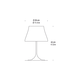 Chanel Table Lamp -  /