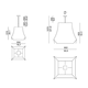 Cloche Suspension -  /