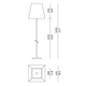Elegance Floor Lamp -  /