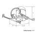 RL530 5 Inch New Construction IC StopAire Housing  -  /