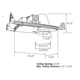 LVR316 3 Inch Halogen Non-IC New Construction Housing -  /