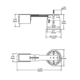 IT2000E 4 Inch 50W ELV Non-IC Remodel Housing -  /