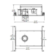 ISMR2000M 4 Inch 50W MLV IC New Construction Housing -  /