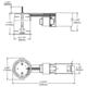 IT3000E 3.5 Inch 37-50W ELV Non-IC Remodel Housing -  /
