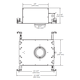 Eco LED 4 Inch IC New Construction Housing  -  /
