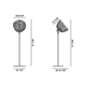 Rock Floor Lamp -  /
