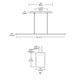Cirrus Float R1 Lens Center Feed Suspension -  /