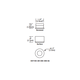 Dot Round 30 Degree LED Undercabinet -  /