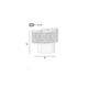 Caledon Wall Sconce -  /