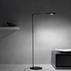 Flo 971 LED Floor Lamp - Black /
