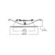 693 6 Inch LED Baffle Trim -  /