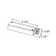 TL602E 60W LED Electronic Remote Driver/Transformer 12V -  /