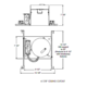IC22 6 Inch Economy IC New Construction Housing -  /
