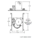 TC20 5 Inch New Construction Non-IC Housing  -  /