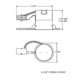 TC2R 6 Inch Remodel Non-IC Housing -  /