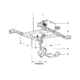 1000LVNT Lytecaster 5 Inch MR16 Remote Transformer Frame-In  -  /